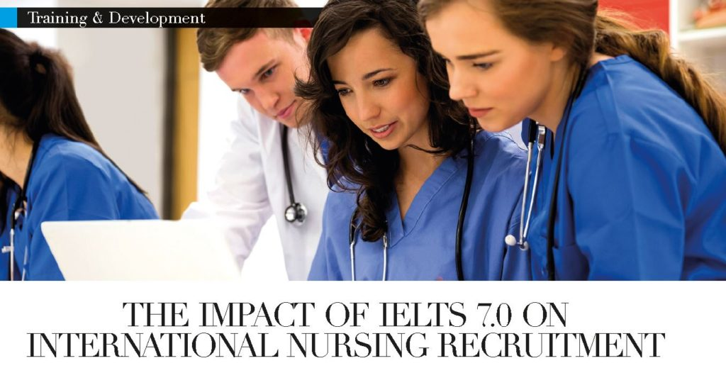 NHE article IELTS for Nurses