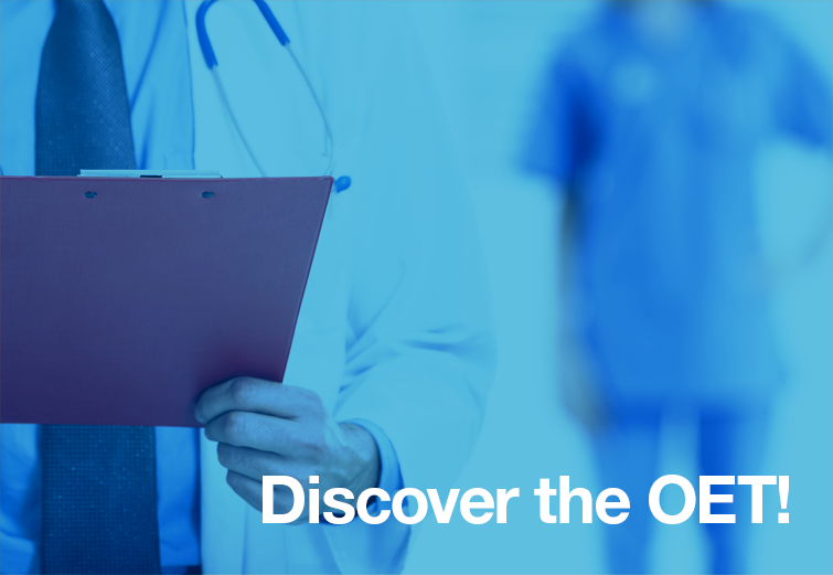 Discover the OET!