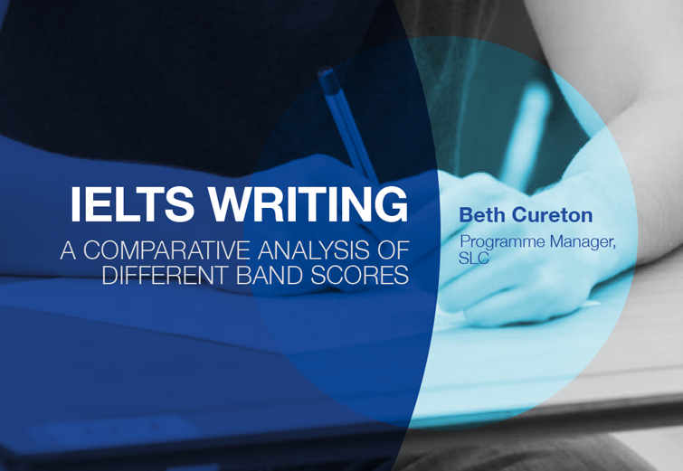 IELTS WRITING: a comparative analysis of different band scores