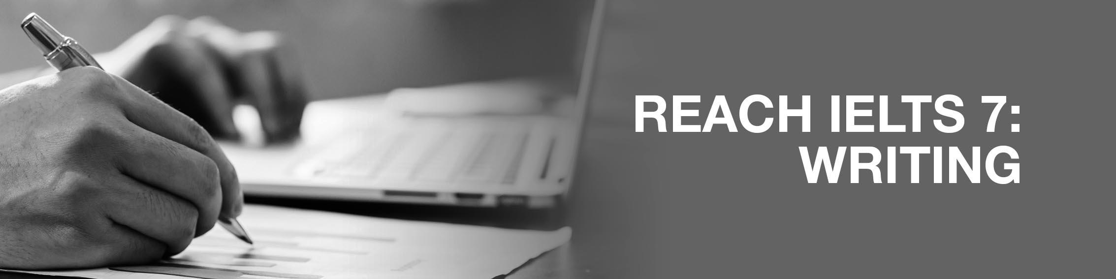 Reach IELTS: Writing